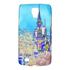 Castle For A Princess Samsung Galaxy S4 Active (i9295) Hardshell Case by rokinronda