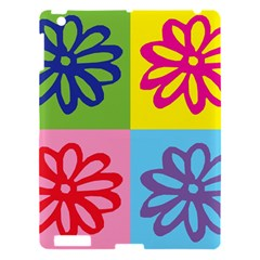 Flower Apple Ipad 3/4 Hardshell Case by Siebenhuehner
