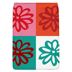 Flower Removable Flap Cover (large) by Siebenhuehner