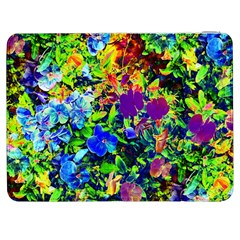 The Neon Garden Samsung Galaxy Tab 7  P1000 Flip Case by rokinronda