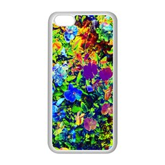 The Neon Garden Apple Iphone 5c Seamless Case (white) by rokinronda