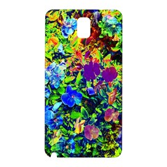 The Neon Garden Samsung Galaxy Note 3 N9005 Hardshell Back Case by rokinronda