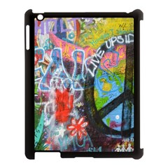 Prague Graffiti Apple Ipad 3/4 Case (black) by StuffOrSomething