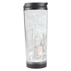 Eiffel Tower Paris Travel Tumbler by rokinronda