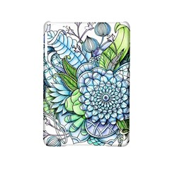 Peaceful Flower Garden 2 Apple Ipad Mini 2 Hardshell Case by Zandiepants