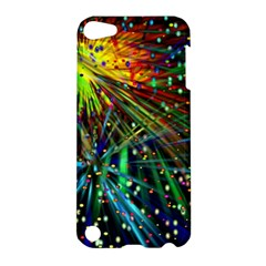 Exploding Fireworks Apple Ipod Touch 5 Hardshell Case by StuffOrSomething