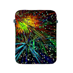 Exploding Fireworks Apple Ipad Protective Sleeve by StuffOrSomething
