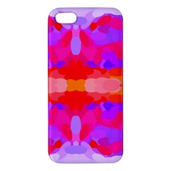 Purple, Pink And Orange Tie Dye  By Celeste Khoncepts Com Iphone 5s Premium Hardshell Case by Khoncepts