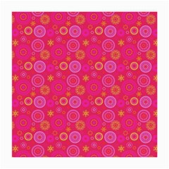 Psychedelic Kaleidoscope Glasses Cloth (medium) by StuffOrSomething