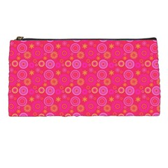 Psychedelic Kaleidoscope Pencil Case by StuffOrSomething
