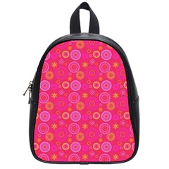 Psychedelic Kaleidoscope School Bag (small) by StuffOrSomething
