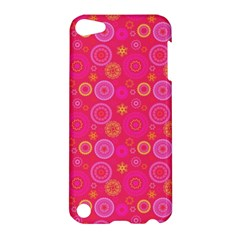 Psychedelic Kaleidoscope Apple Ipod Touch 5 Hardshell Case by StuffOrSomething