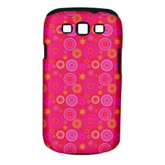 Psychedelic Kaleidoscope Samsung Galaxy S Iii Classic Hardshell Case (pc+silicone) by StuffOrSomething