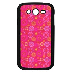 Psychedelic Kaleidoscope Samsung Galaxy Grand Duos I9082 Case (black) by StuffOrSomething