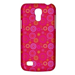 Psychedelic Kaleidoscope Samsung Galaxy S4 Mini (gt I9190) Hardshell Case  by StuffOrSomething