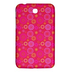 Psychedelic Kaleidoscope Samsung Galaxy Tab 3 (7 ) P3200 Hardshell Case  by StuffOrSomething