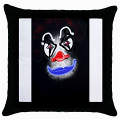 Sketch27420539 Black Throw Pillow Case by Potters