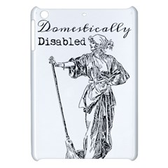 Domestically Disabled Apple Ipad Mini Hardshell Case by StuffOrSomething