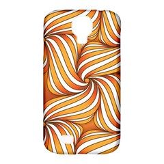 Sunny Organic Pinwheel Samsung Galaxy S4 Classic Hardshell Case (pc+silicone) by Zandiepants