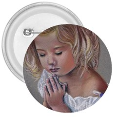 Prayinggirl 3  Button