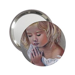 Prayinggirl Handbag Mirror (2.25 )