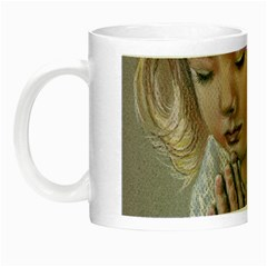 Prayinggirl Glow in the Dark Mug