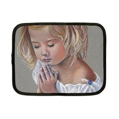 Prayinggirl Netbook Sleeve (Small)