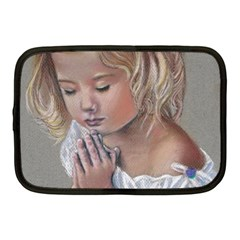 Prayinggirl Netbook Sleeve (Medium)