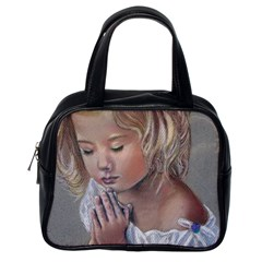 Prayinggirl Classic Handbag (One Side)