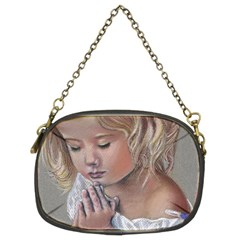 Prayinggirl Chain Purse (Two Sided)
