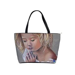 Prayinggirl Large Shoulder Bag