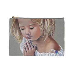 Prayinggirl Cosmetic Bag (Large)