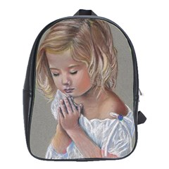 Prayinggirl School Bag (Large)