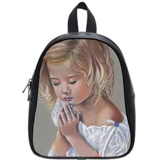 Prayinggirl School Bag (Small)