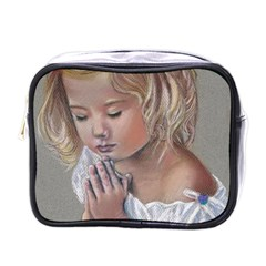Prayinggirl Mini Travel Toiletry Bag (One Side)