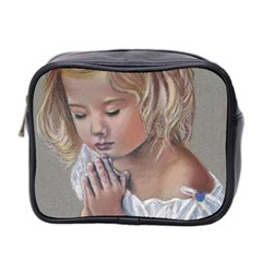Prayinggirl Mini Travel Toiletry Bag (Two Sides)