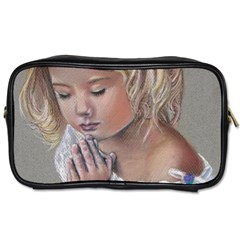 Prayinggirl Travel Toiletry Bag (Two Sides)