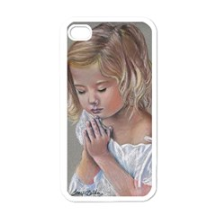 Prayinggirl Apple iPhone 4 Case (White)