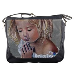 Prayinggirl Messenger Bag