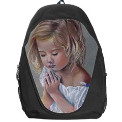 Prayinggirl Backpack Bag
