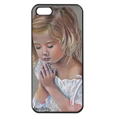 Prayinggirl Apple iPhone 5 Seamless Case (Black)