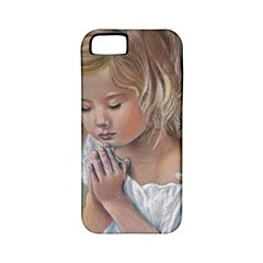 Prayinggirl Apple iPhone 5 Classic Hardshell Case (PC+Silicone)