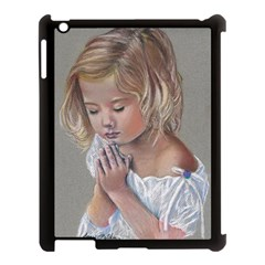 Prayinggirl Apple iPad 3/4 Case (Black)