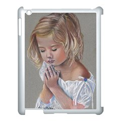 Prayinggirl Apple iPad 3/4 Case (White)