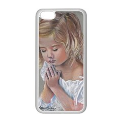 Prayinggirl Apple iPhone 5C Seamless Case (White)