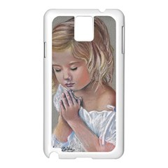 Prayinggirl Samsung Galaxy Note 3 N9005 Case (White)