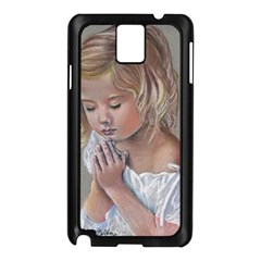 Prayinggirl Samsung Galaxy Note 3 N9005 Case (Black)