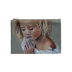 Prayinggirl Cosmetic Bag (medium)