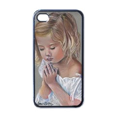 Prayinggirl Apple Iphone 4 Case (black)