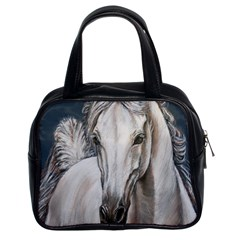 Breeze Classic Handbag (two Sides) by TonyaButcher
